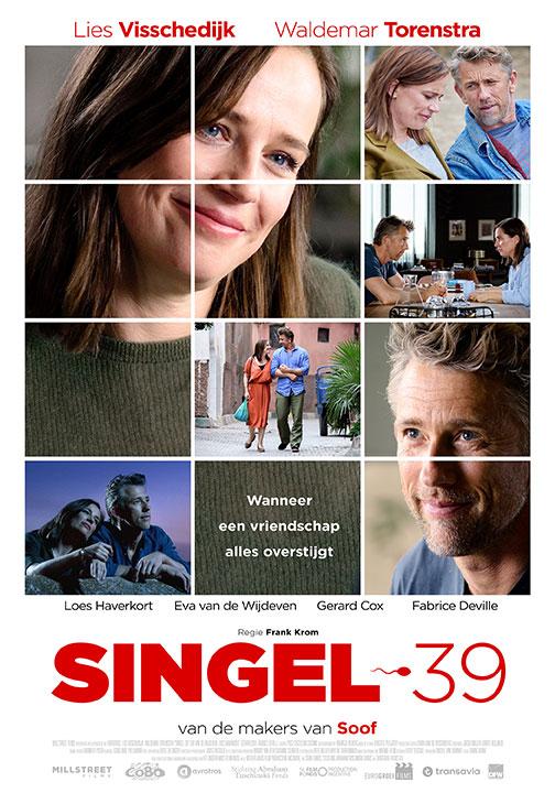 Singel 39 poster van de film