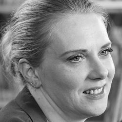 Actrice Jelka van Houten speelt Marjolein in Huisvrouwen bestaan niet 2