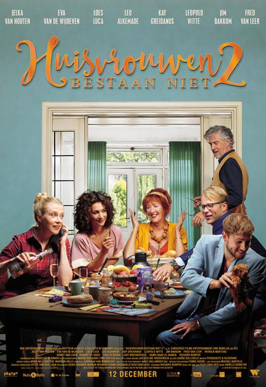 Poster film Huisvrouwen bestaan niet 2